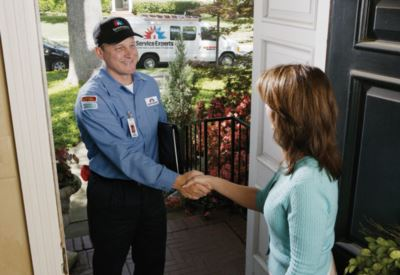in-home estimate from Teays Valley Service Experts Heating & Air Conditioning